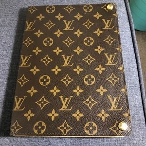 Louis Vuitton iPad Cover